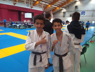Qualification coupe de France cadets