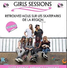 Girls Sessions #2 le 03 Février FISE METROPOLE