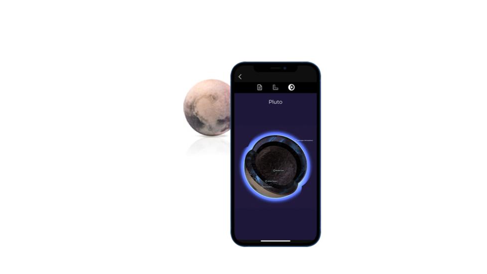 Mini Pluto 迷你冥王星 AR