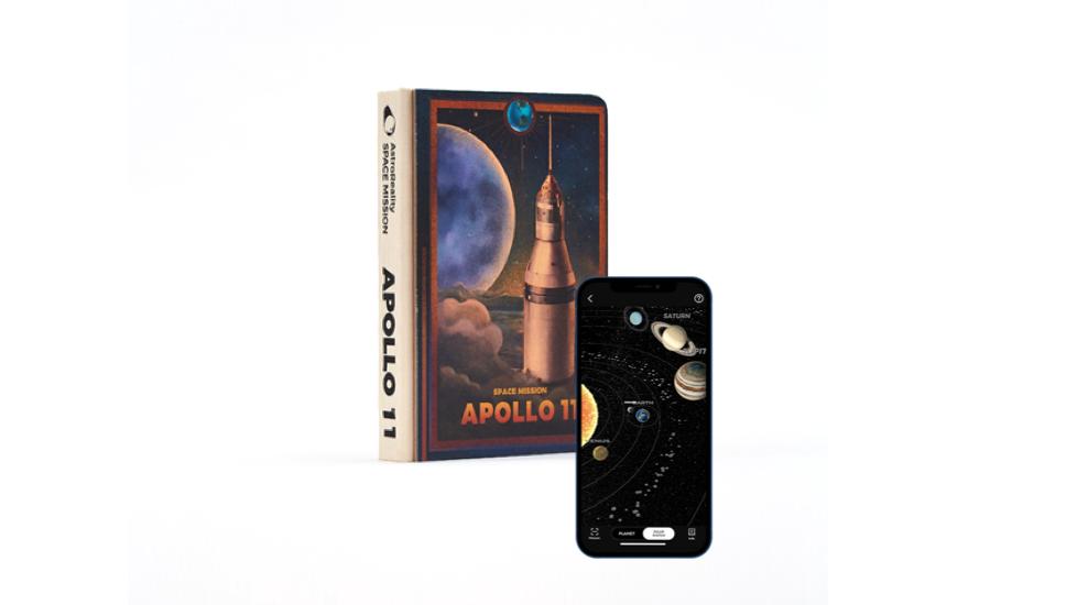 Apollo 11 AR 50週年限量