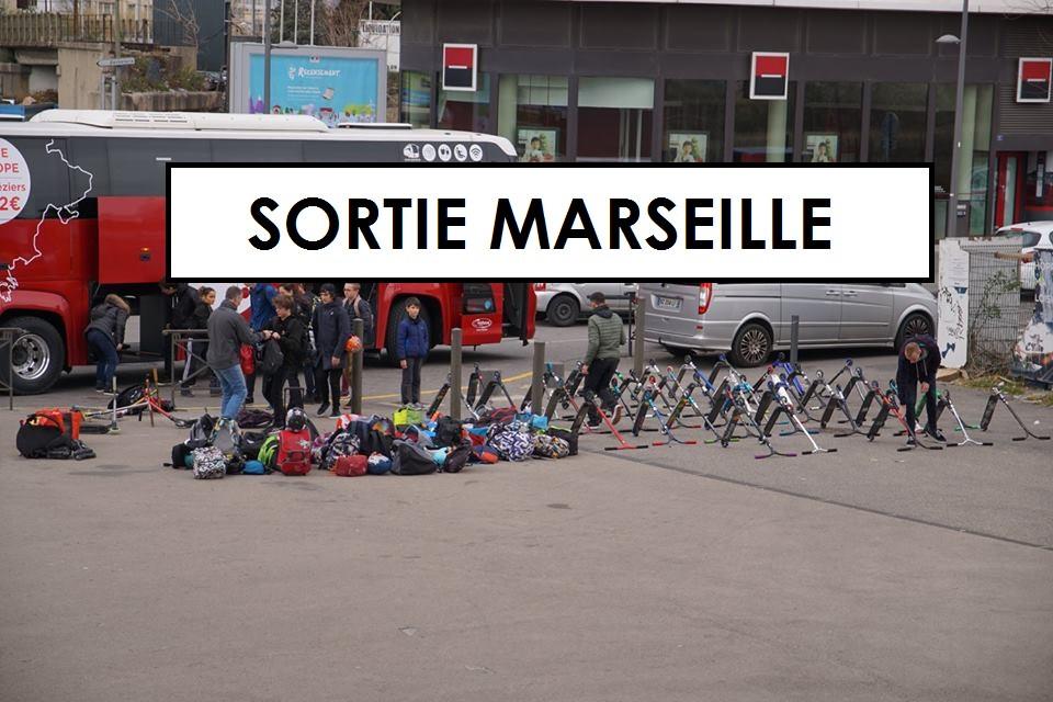 sortie Marseille