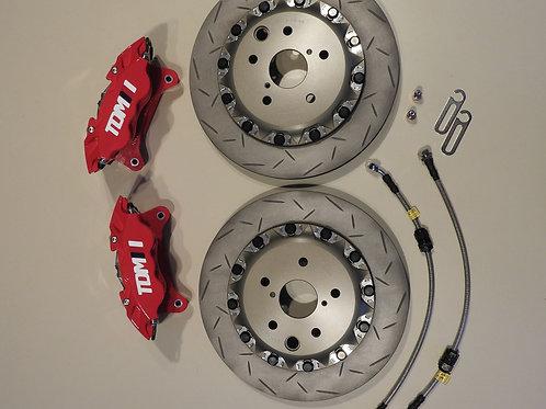 +15 Impreza WRX/STi - TDMi 330x24 - Rear - 6-Piston BBK