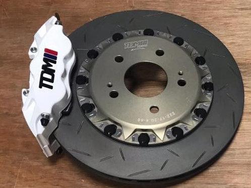 "(GC) 98-01 Impreza - TDMi 330x24 - Front - 6-Piston ""Standard Caliper"""