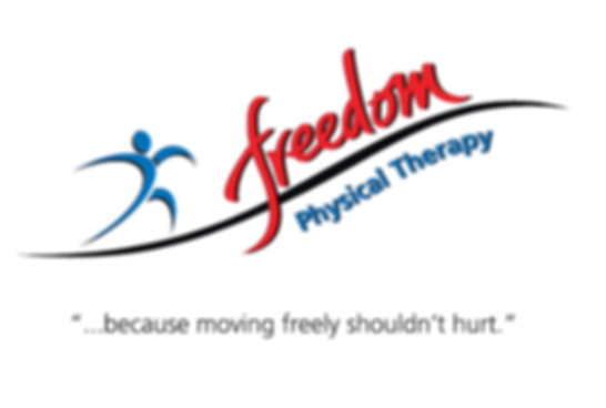 Freedom Physical Therapy logo | Edmonton
