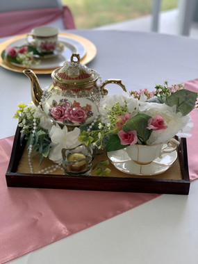 Bridal Shower Tea Party