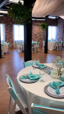 Tiffany & Co. inspired Bridal Shower