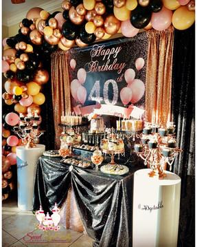 Un40getable 40th Birthday Celebration