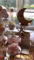 Twinkle Twinkle Little Star Themed Dessert Table