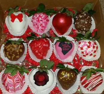 Valentine Berries