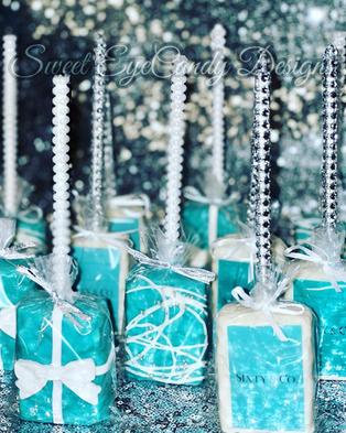 Tiffany & Co. Inspired Treats