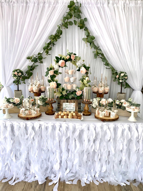 Boho Themed Bridal Shower