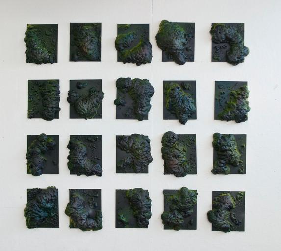 Untitled (Mold III)