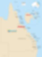 go bareboating. where are the Whitsundays map