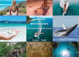#GoBareboating to the Wonders of the Whitsundays!