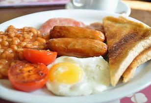 Calsonic Llanelli Breakfast