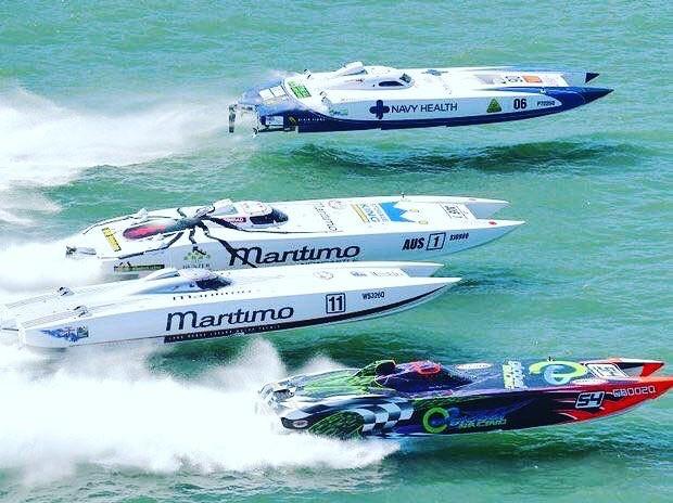 Bowen Offshore Superboats