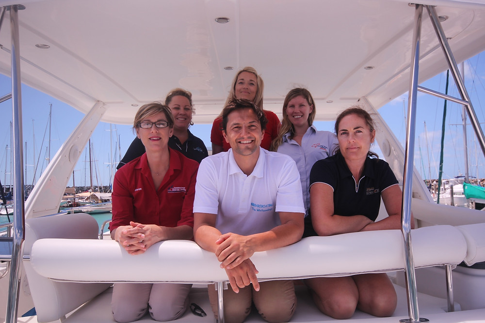 The GoBareboating group represents 5 bareboat charter companies in the Whitsundays
