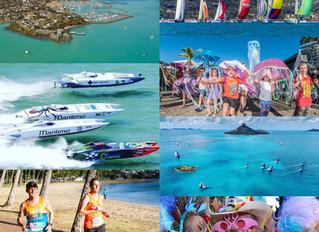 #GoBareboating in the Whitsundays' season of events!