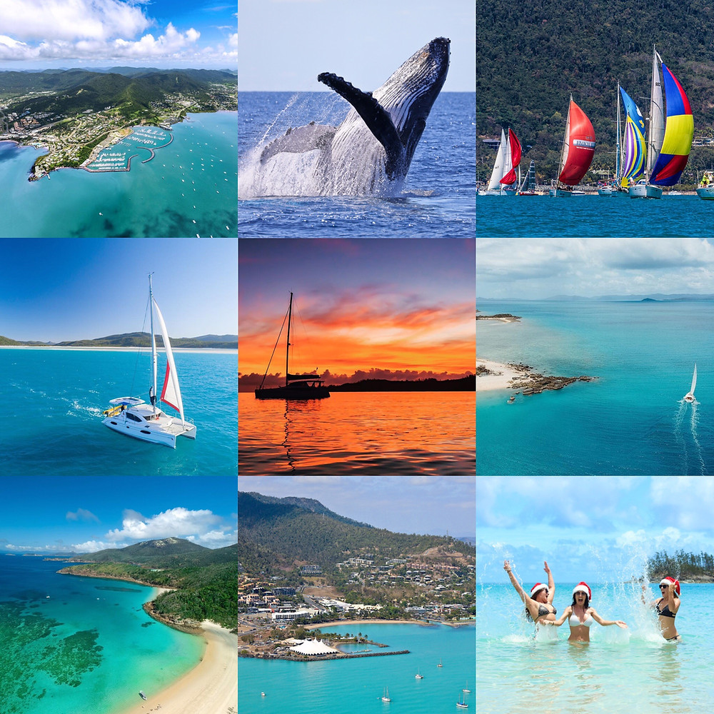 A calendar year in the Whitsundays in pictures