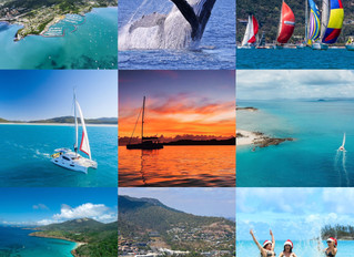 What's on in the Whitsundays – a bareboating plan for 2019
