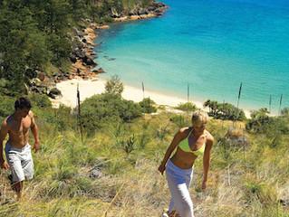 Bushwalks in the Whitsunday Islands