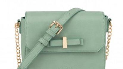 Gessy Green Crossbody Bag