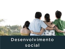 Desenvolvimento social DGE 2018