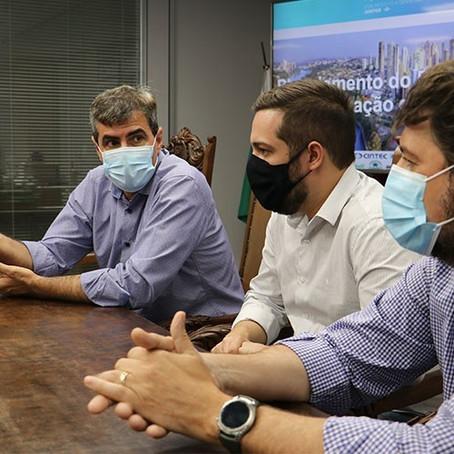 Reunião na prefeitura dá pontapé inicial ao projeto Londrina 2040