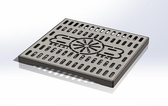 Braai Bene Oven Grill Plate