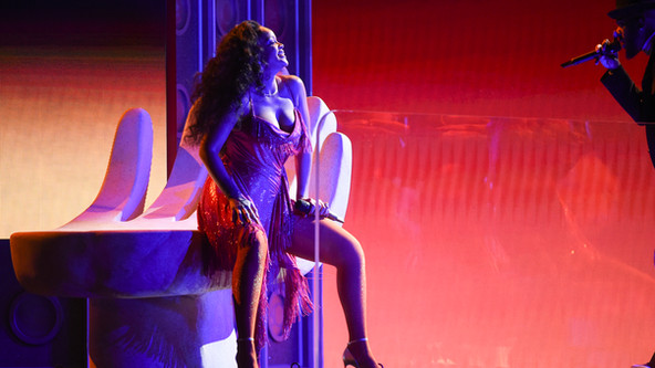 'wild thoughts'  grammy's performance.