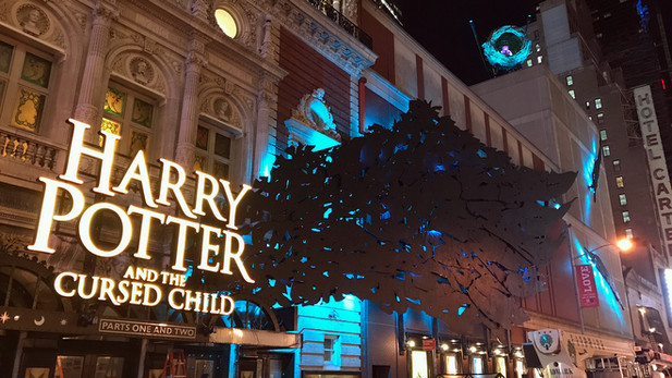 harry potter and the cursed child.