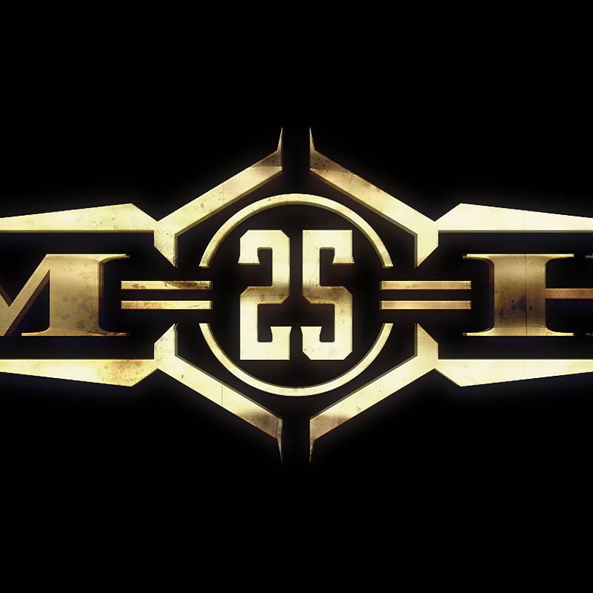GISBUS to Masters Of Hardcore 25 years