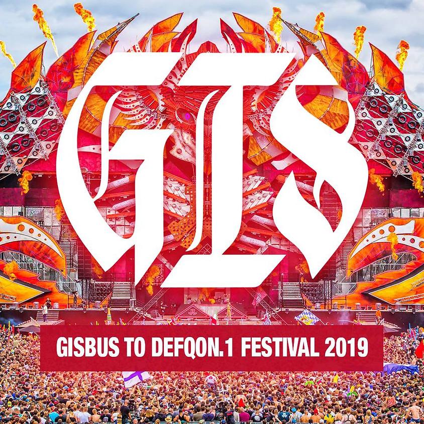 GISBUS rumbo a Defqon.1 Festival 2019