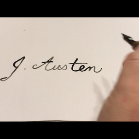 Say what? A dramatic reading of Jane Austen's letters