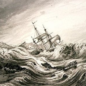 Exploring the Arctic in the Regency era
