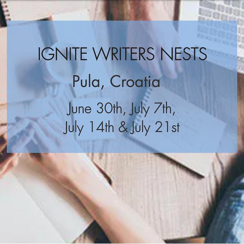Pula Writers Nests