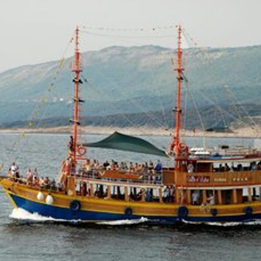 Ignite Author Summit and Pirate Boat Cruise