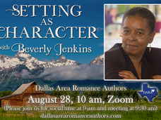 Beverly Jenkins -- Setting as Character
