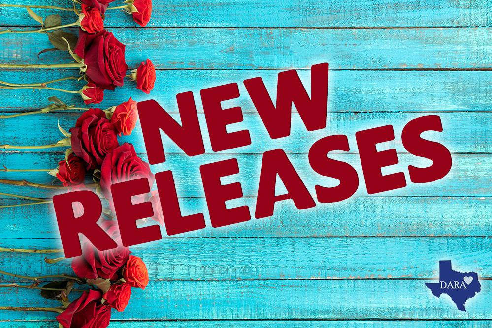 New Romance Releases from DARA Authors