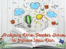 Analyze Stories to Improve Your Own