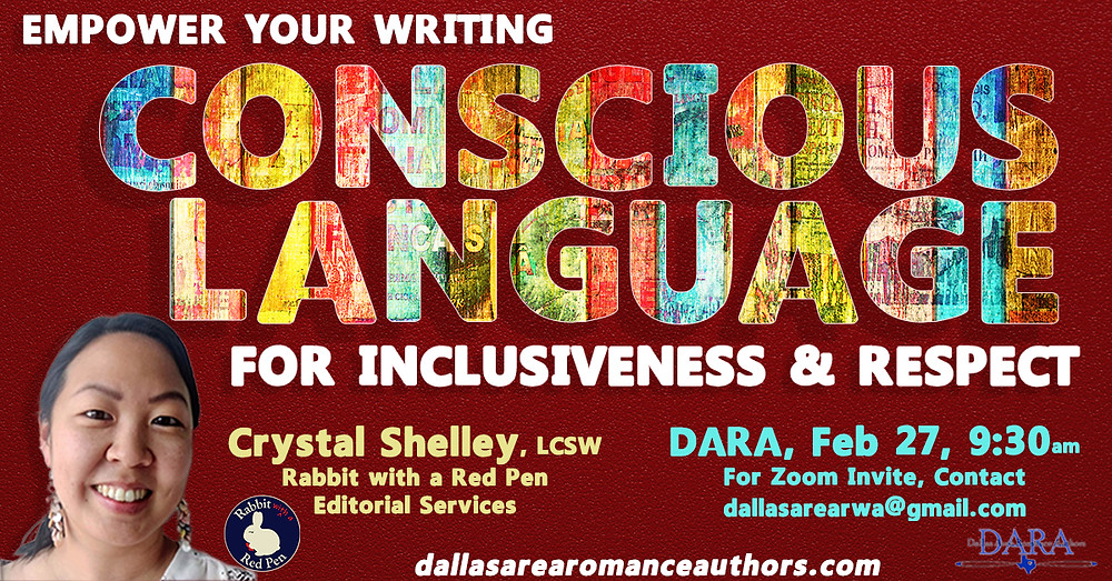 Empower Your Writing: Use Conscious Language for Inclusiveness & Respect