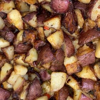 Breakfast Potatoes w_ Peppers