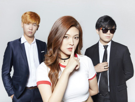[강사님 공지] 베이스강사님 박신우, 혼성밴드 '록시' 데뷔
