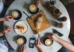 SG Coffee Fest Brand Activation