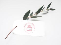 Little Miss Bento logo design