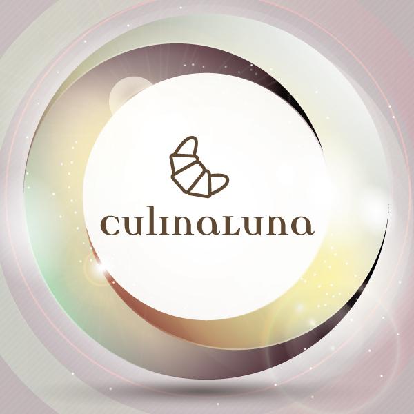 Culina Luna Logo Design