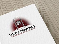 Renaissance of Astoria Branding