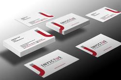 Invictus Law corporate branding