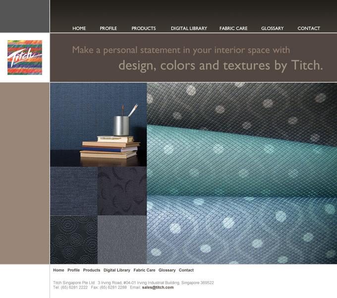 Titch Singapore Website
