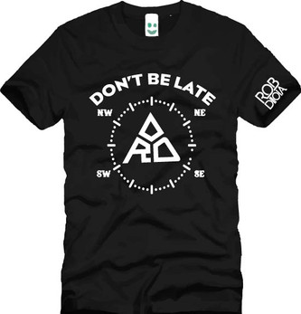 DONT BE LATE TEE